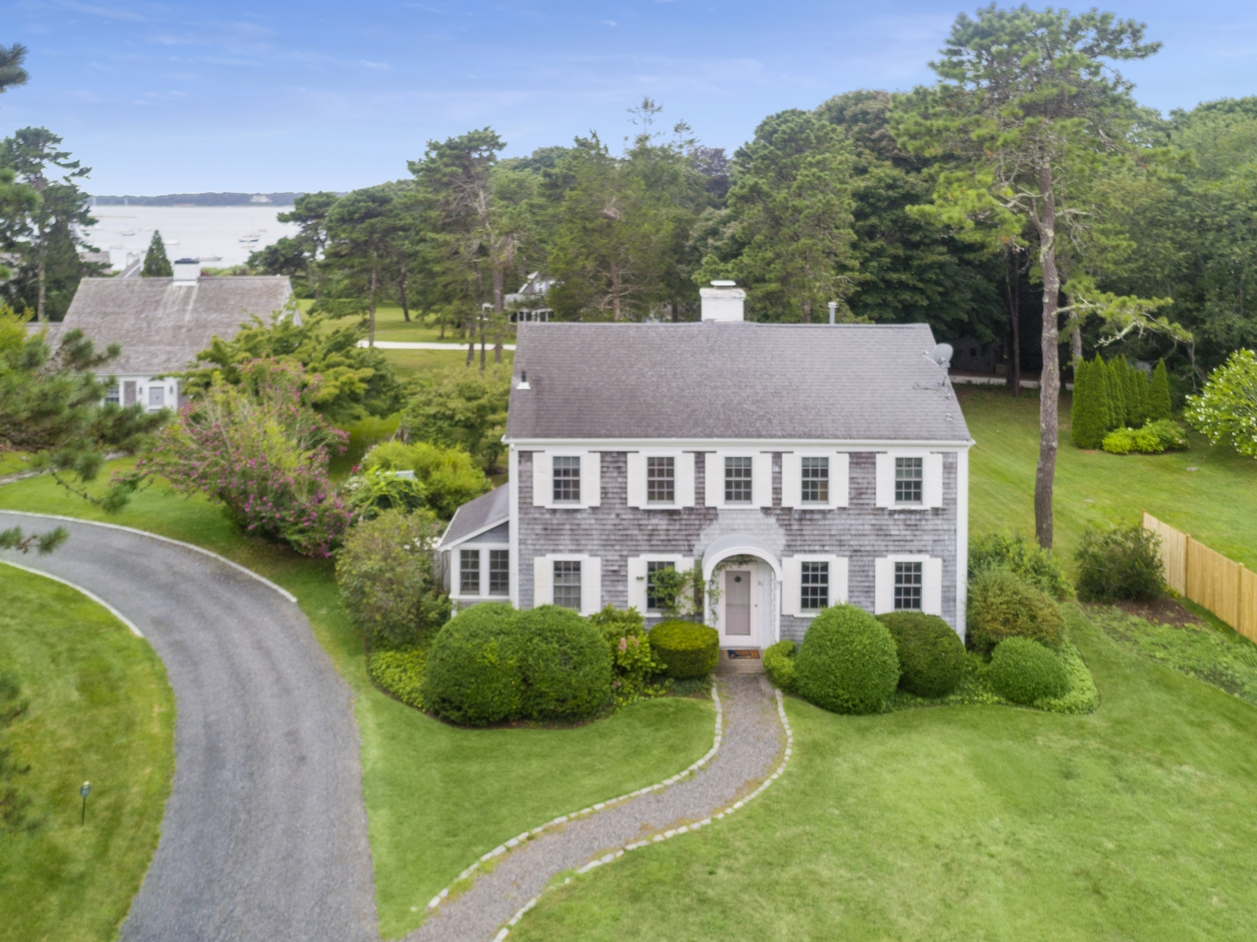 SOLD By Griffin Realty Group 31 Eel River Road Osterville, Ma 02655 | MLS # 21906149 |