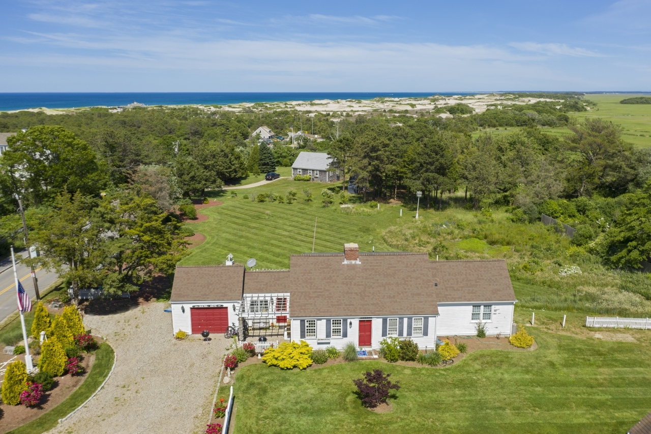 SOLD by Griffin Realty Group | 350 Sandy Neck Road West Barnstable MA 02668