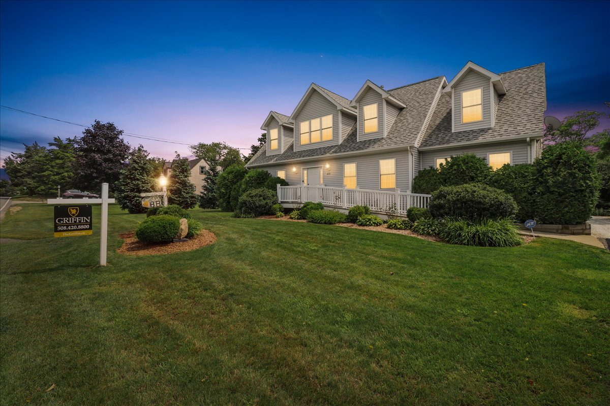473 Main St, Harwich, MA | Listed By Griffin Realty Group |MLS #22104829