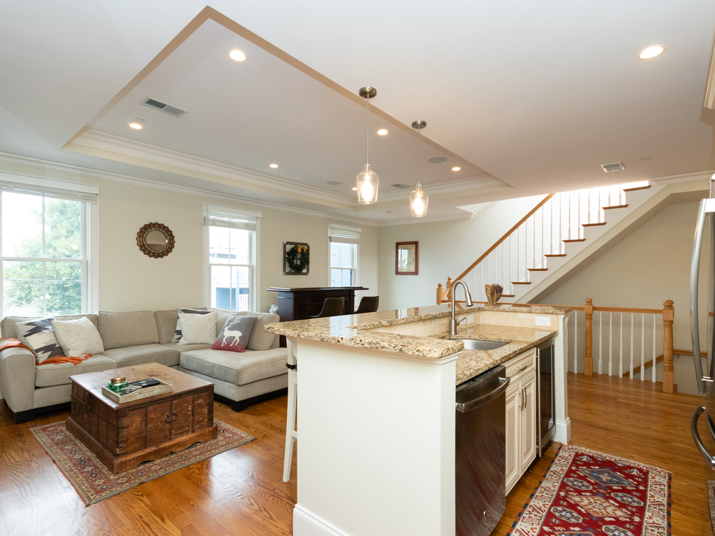 21 Salem St – Unit 3, Boston, MA : Charlestown l Listed By Griffin Realty Group |MLS # 72892246